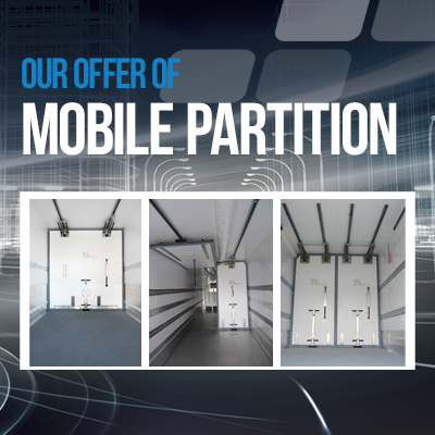 Mobile partition