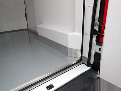 Refrigerated Promaster Ram Cargo Van